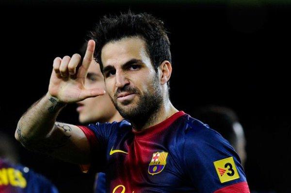 Fabregas pourrait être réglé pour le retour d'Arsenal? potins de transfert et de nouvelles des journaux de lundi