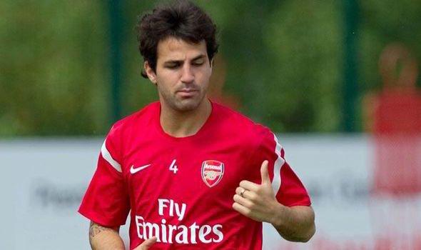 Cesc Fabregas joue fraîche sur des rumeurs de retour d'Arsenal