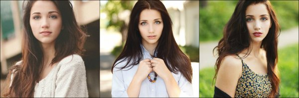 Ania (Rogucka) Willis - Emily Rudd