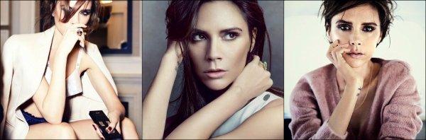 Kaylee Campbell - Victoria Beckham