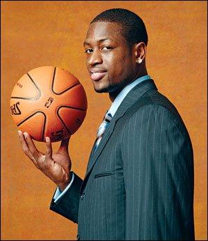 Dwayne Wade.