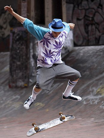 Skate : J'Adore...!!!   IT'S ME !!! Pic One