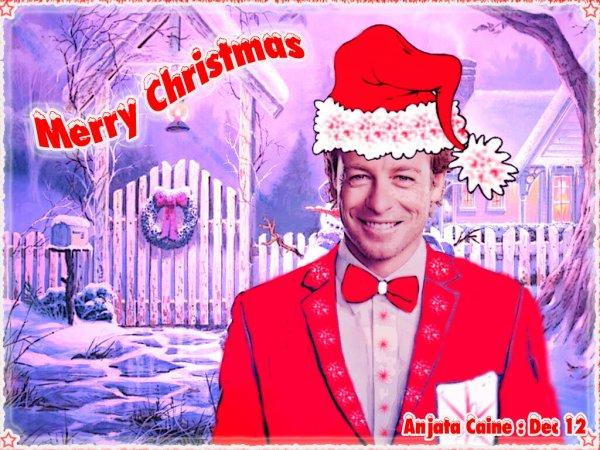 Aaah quand Patrick fête Noël...