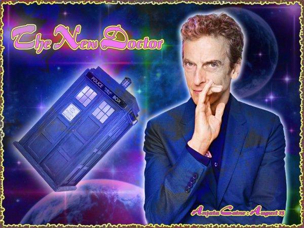 Découvez le nouveau docteur !!!!