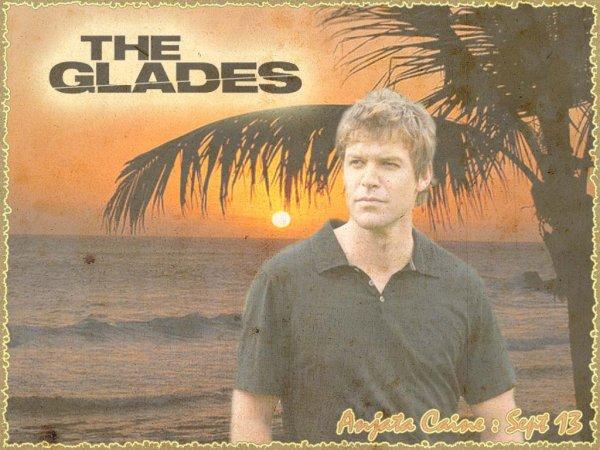 Tite chose sur la série The Glades