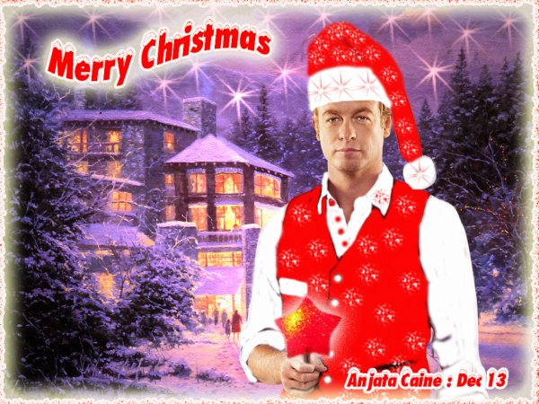 Joyeux Noël avec Patrick Jane