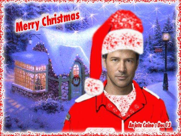 Un Sheppard de Noël...