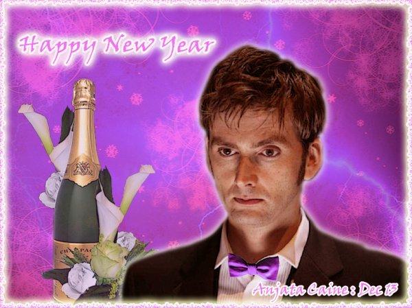 Bonne année à tous...