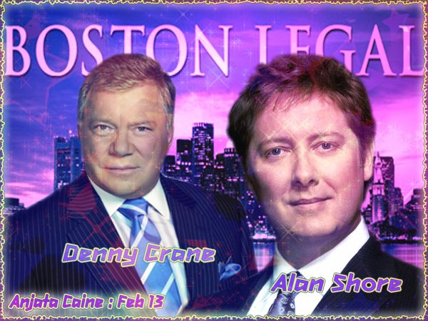 Souvenirs...Boston Legal...