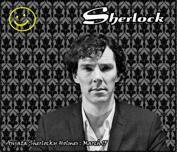 Tiens voici mon Sherlock à moi hi