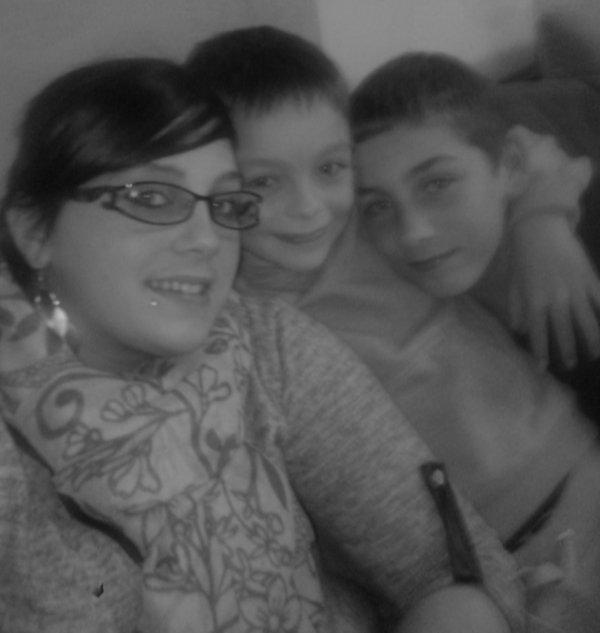 Les petits frères <3