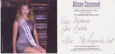 Alison Cossenet