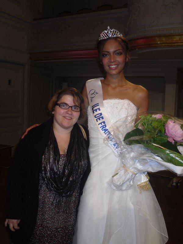 Miss Ile de France 2012
