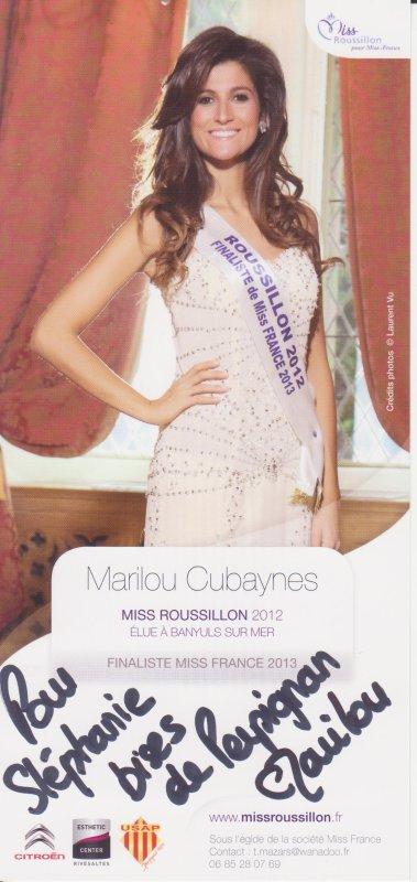 Marilou Cubaynes