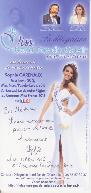 Sophie Garénaux