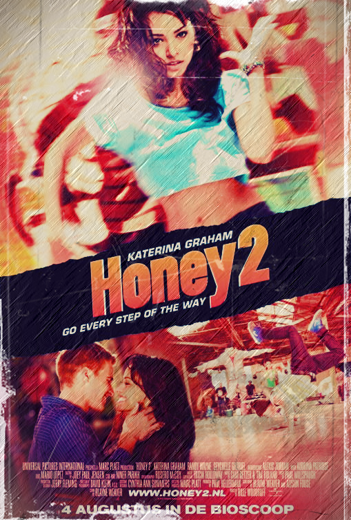 ".  3 nouveau stills du film ""Honey 2"" & l'affiche du film!  ."