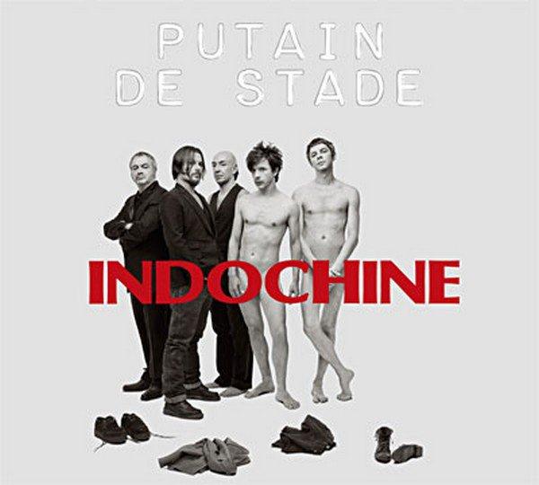 Indochine - La Lettre De Métal