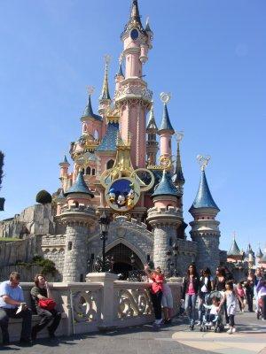 Sejour paris 1er jour jeudi 23 avril 09 disney etoile - Vacances paris avril ...
