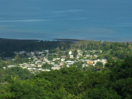 voici le village poroani city