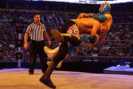SmackDown du 01 juillet 2011