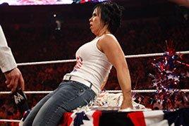 Raw du 4 Juillet 2011