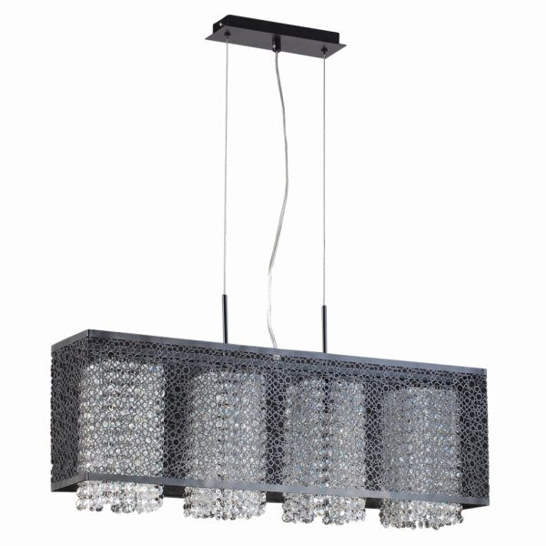 73058 BLACK VIRGINIA PLC Pendant Light