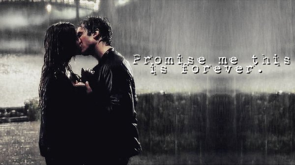 """Forever, I promise You"""