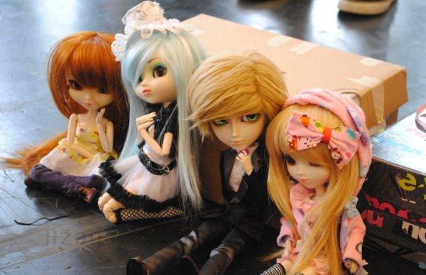 Rencontre de Luna Pullip - Japan Expo 2015 - 5 juillet