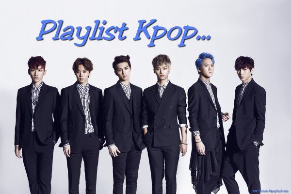 † Playlist Kpop  †