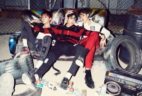 Viol mentale *0* (BTS : Jimin, JungKook et J-Hope *^*)