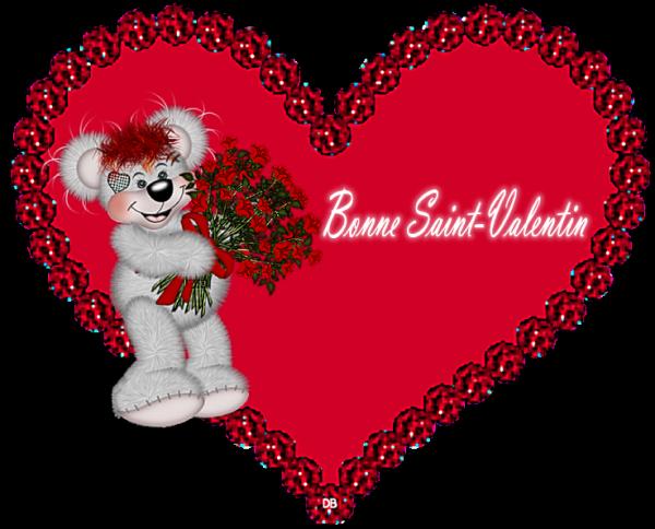 Bonne Saint Valentin à tous et toutes !