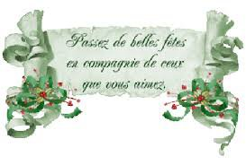 A tous je vous souhaite un bon réveillon de Nouvel An !