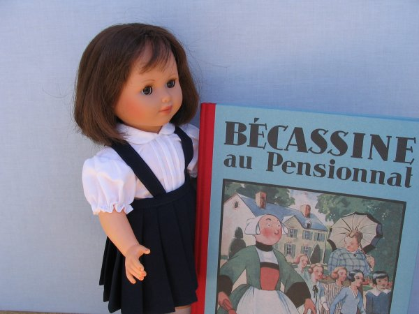 LA RENTREE  AU PENSIONNAT