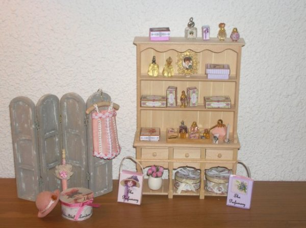 SUITE DE LA COLLECTION DE MA FILLE