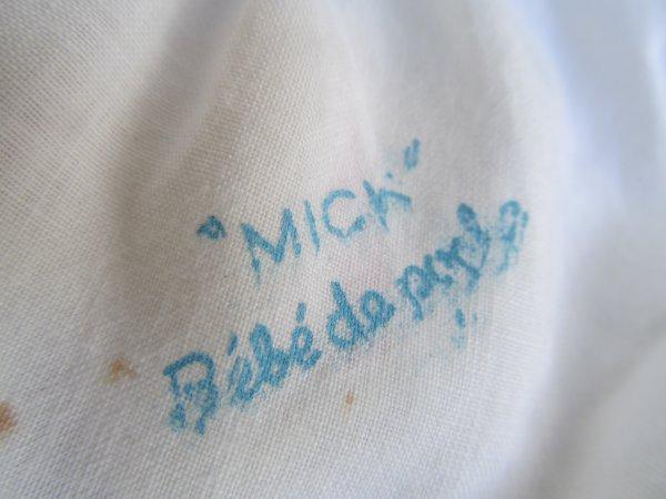 MICK BEBE DE POCHE .......