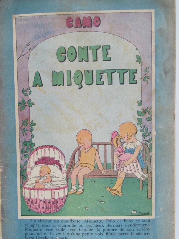 MIQUETTE  ATTEND  ....