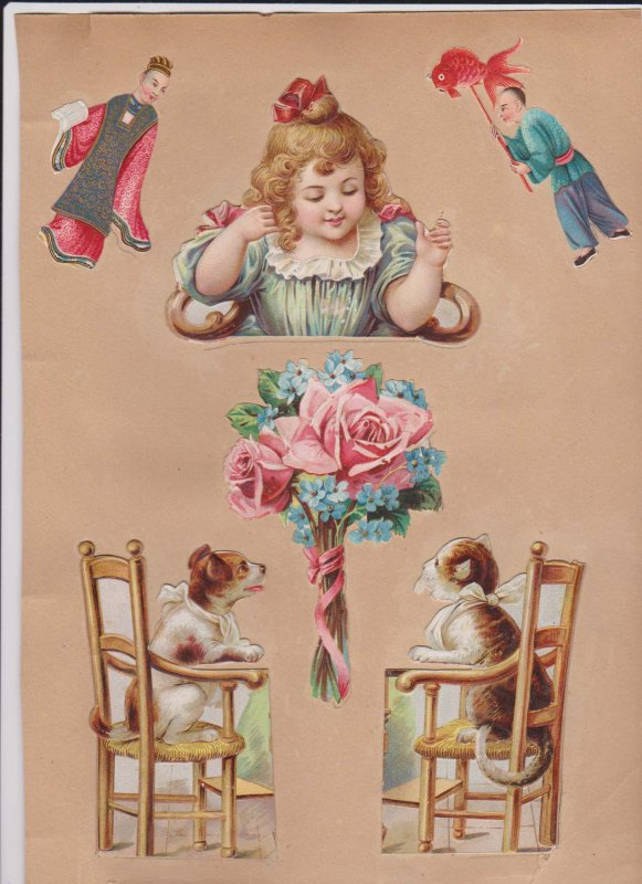 CHROMOLITHOGRAPHIES