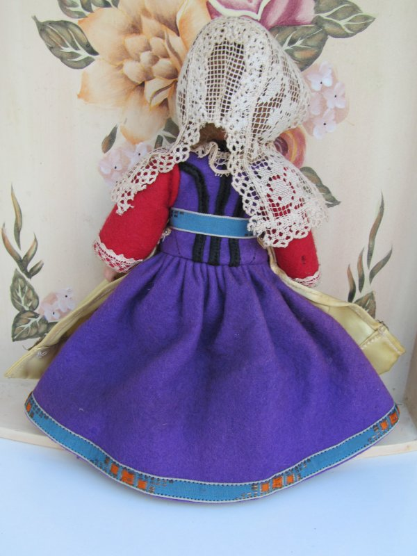 COSTUME LE  MINOR  POUPEE HUARD