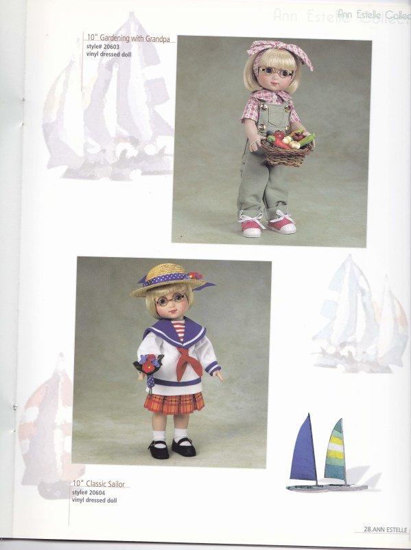 ANN-ESTELLE TONNER CATALOGUE 2000