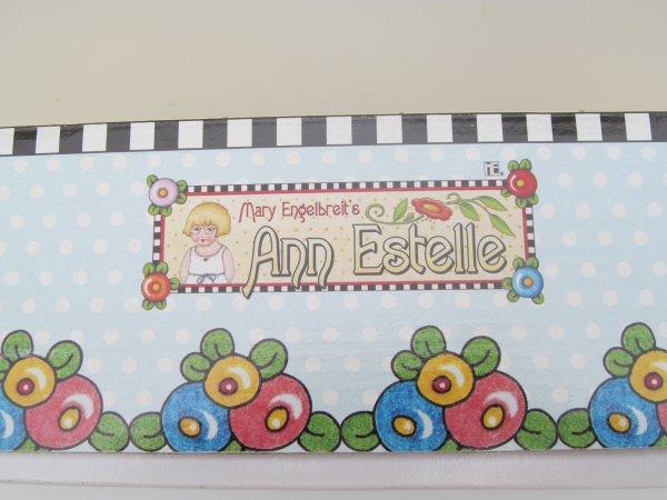 ANN-ESTELLE TONNER