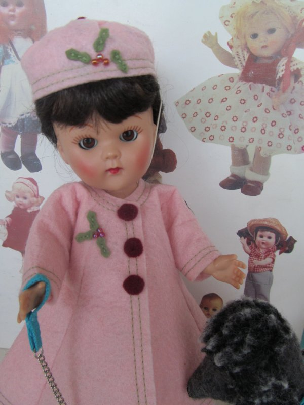 GINNY CONVENTION FIREFILIES DOLLS  DE 2012