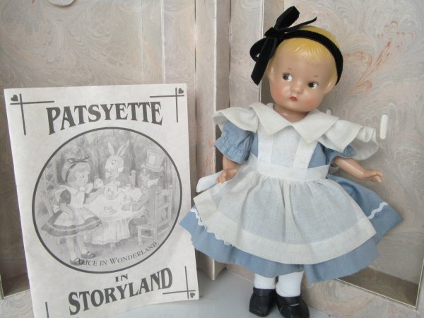 PATSYETTE EFFANBEE STORYLAND