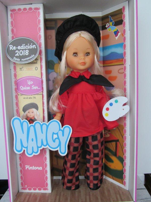 NANCY   PINTURA
