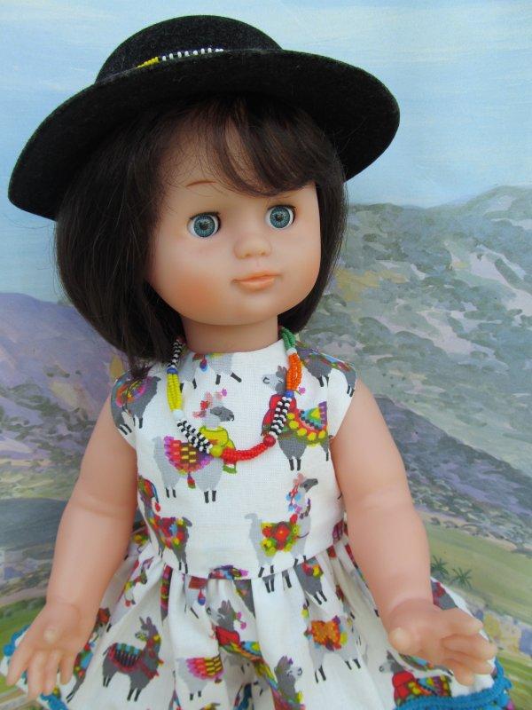 EMILIE EN BOLIVIE