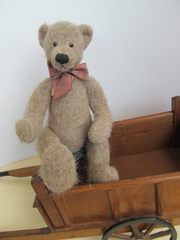 COLERIDGE TEDDY BEAR RUSS    BERRIE