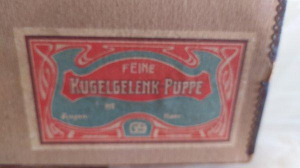 KUGELGELENK PUPPE  70  cm