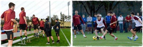Miralem Pjanic et l'A.S Roma passent Nouvel An en Floride ! #Débriefing du séjour.