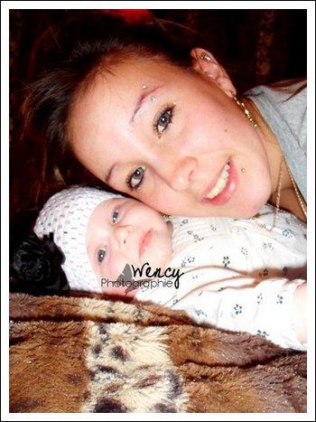 8 ❈ Layana et Wency ·٠• 3 mois que tu es là, tu es le soleil de ma vie... •٠· 8
