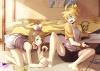 Me vs Len-kun