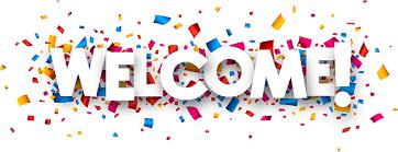 La bienvenue ♥